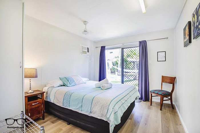 Bush Village Budget Cabins is one of the best hostels for adults in Airlie Beach, Australia
