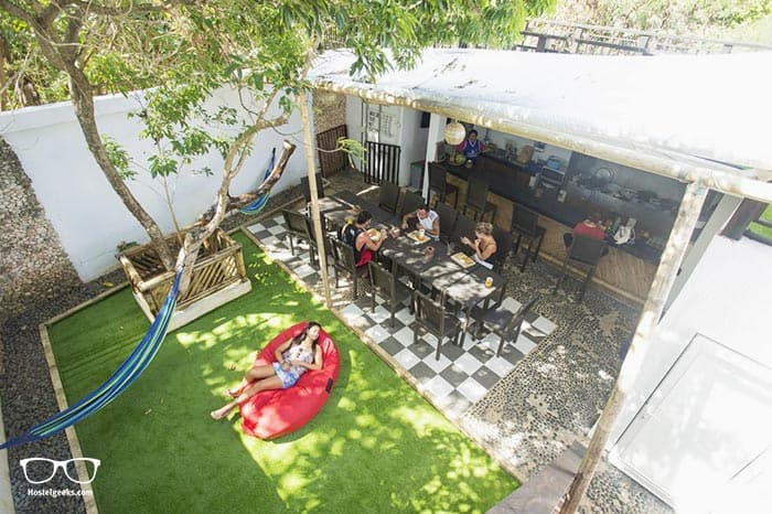 Chillax Flashpackers is one of the best hostels in Boracay, Philippines