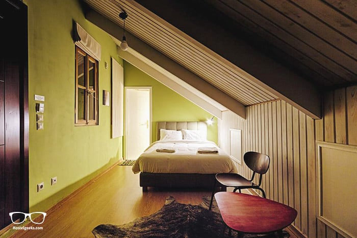 City Circus Athens is the only 5 Star Hostel in Athens, Greece for solo travellers and couples
