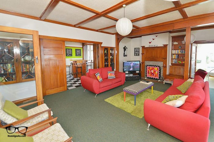 Ducks & Drakes is one of the best hostels in New Zealand, Oceania