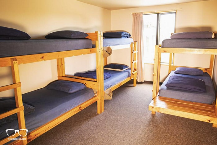 Dusky Lodge & Backpackers is one of the best hostels in New Zealand, Oceania