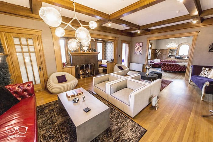 Ember Hostel is one of the best hostels in Denver, Colorado