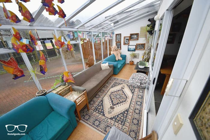 Funky Green Voyager Backpackers is one of the best hostels in New Zealand, Oceania