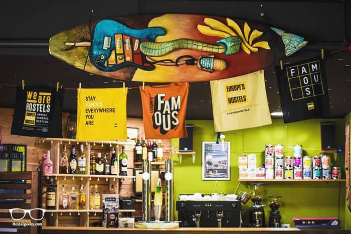 Ganbara Hostel is one of the best hostels in Bilbao, Spain