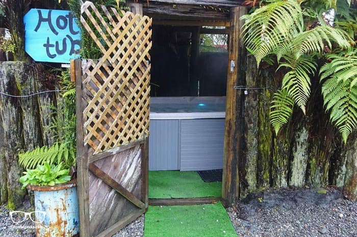 Glow Worm Accommodation is one of the best hostels in New Zealand, Oceania