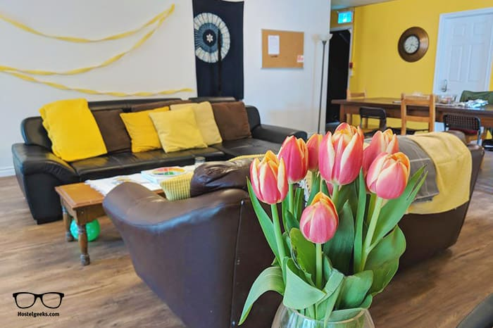 Gosling's Landing is one of the best hostels in Toronto, USA