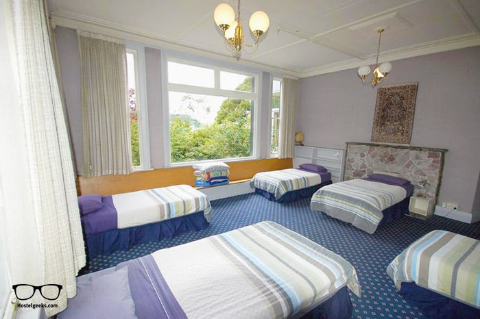 Hogwartz Backpackers and Studios is one of the best hostels in New Zealand, Oceania