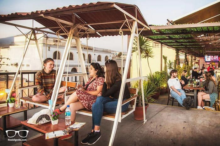 Le Foyer Hostel is one of the best hostels in Arequipa for couples