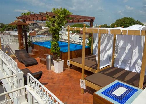 Life is Good Hostel in Cartagena de Indias