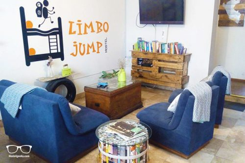 Limbo Jump Hostel is one of the best hostels in Arequipa, Peru