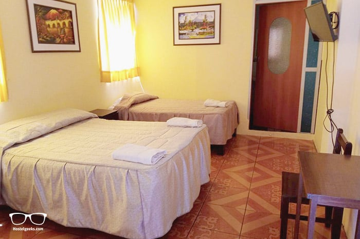 Mango Hostel is one of the best hostels in Arequipa, Peru for couples