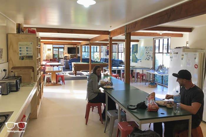Stewart Island Backpackers is one of the best hostels in New Zealand, Oceania