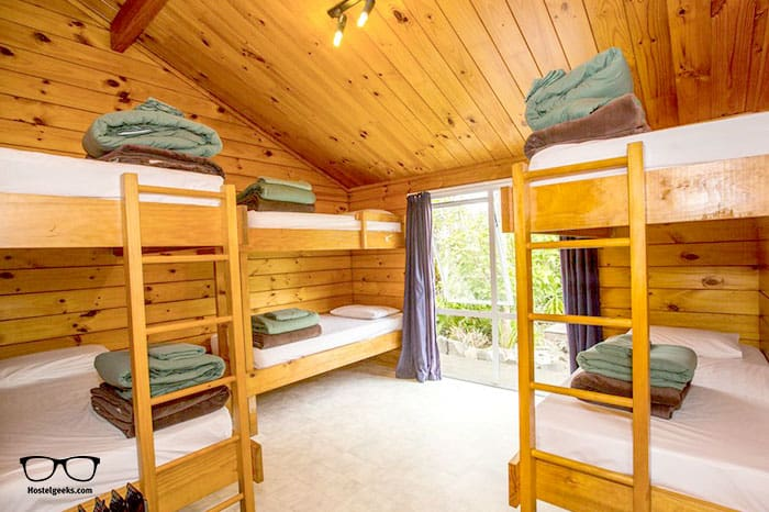 Tatahi Backpackers is one of the best hostels in New Zealand, Oceania