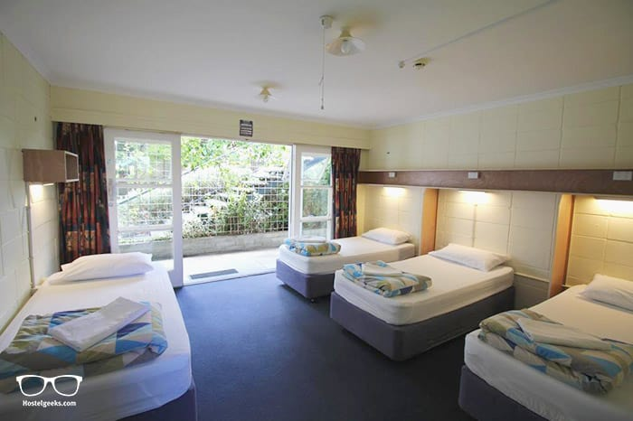 Te Anau Lakefront Backpackers is one of the best hostels in New Zealand, Oceania