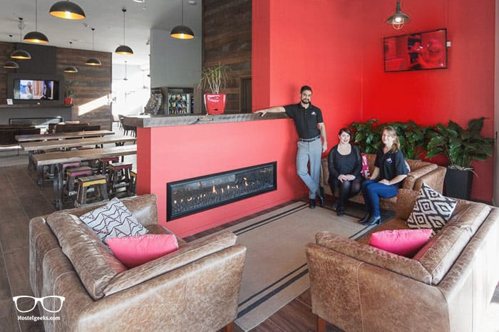 Urbanz Christchurch is one of the best hostels in Christchurch, New Zealand