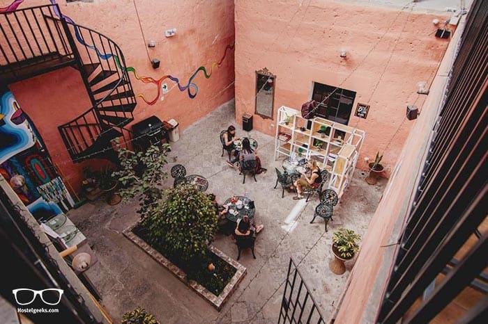 Way Kap Hostel is one of the best hostels in Arequipa, Peru