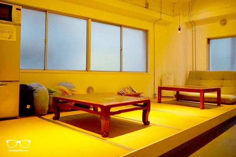 Little Japan Hostel Tokyo
