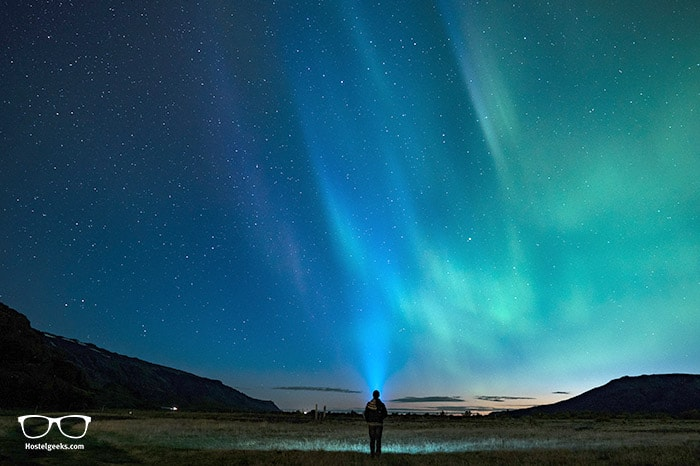 Searching for the Southern Lights is one of the fun things to do in Tasmania, Australia