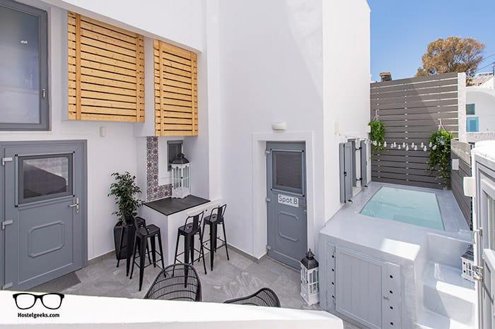 Bedspot Hostel is one of the best hostels in Santorini, Greece