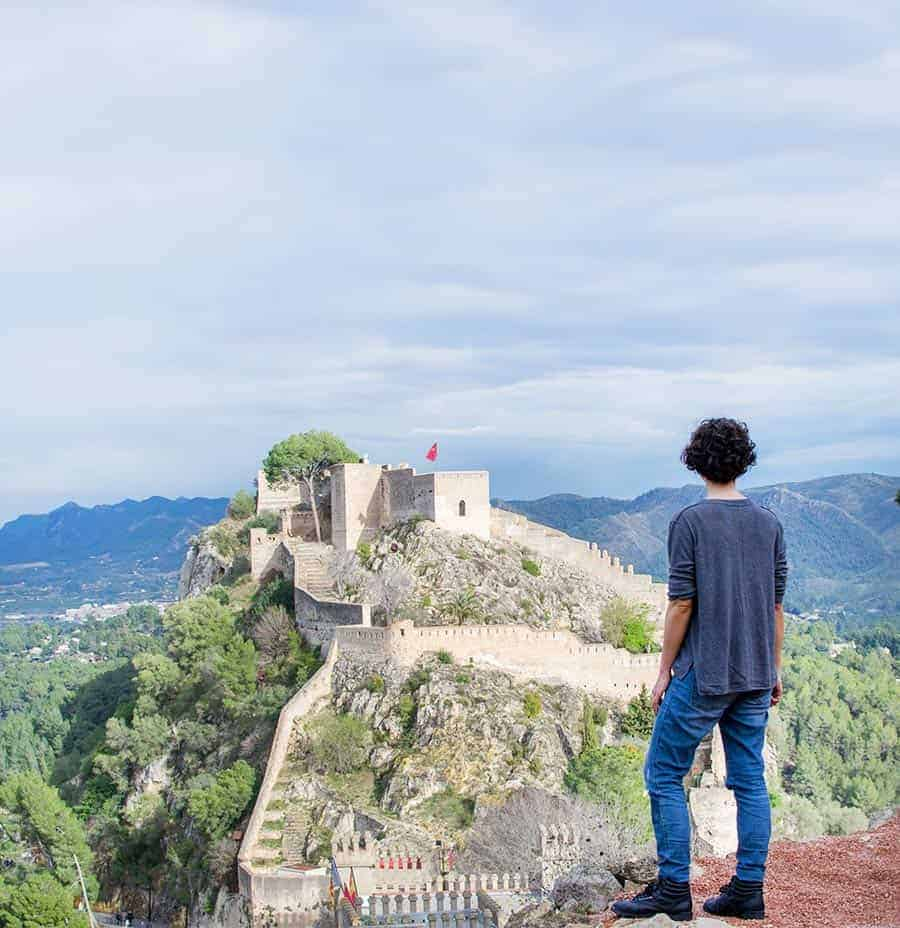 Xàtiva, a perfect day trip from Valencia, Spain