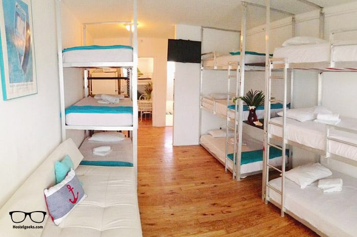 Bikini Beach Hostel is one of the best party hostels in Miami Florida, USA