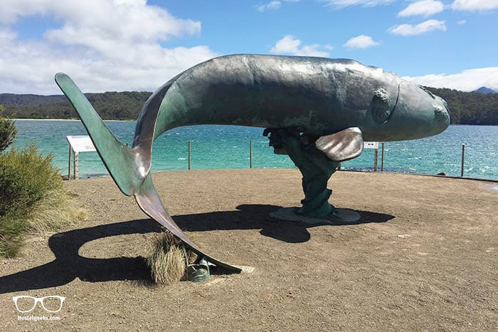 Visiting Cockle Creek is one of the fun things to do in Tasmania, Australia