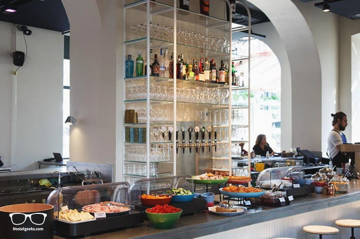 Combo Milano is one of the best hostels in Milan, Italy