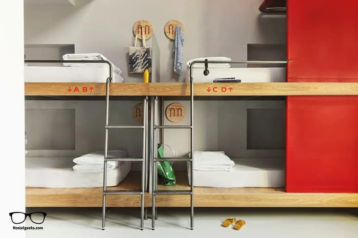 Combo Torino is one of the best hostels in Turin, Italy