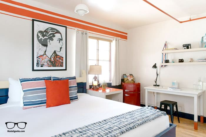 Freehand Miami is one of the best hostels in Miami, Florida, USA