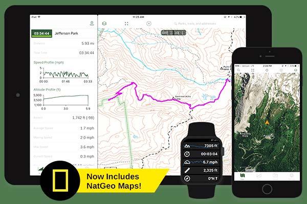 Gais GPS App