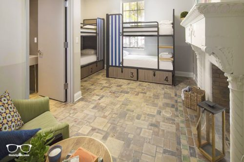 Generator Hostel Miami is one of the best hostels in Miami, Florida, USA
