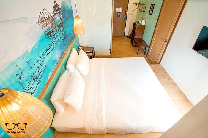 Lub d Hostel is one of the best hostels in Siem Reap, Cambodia