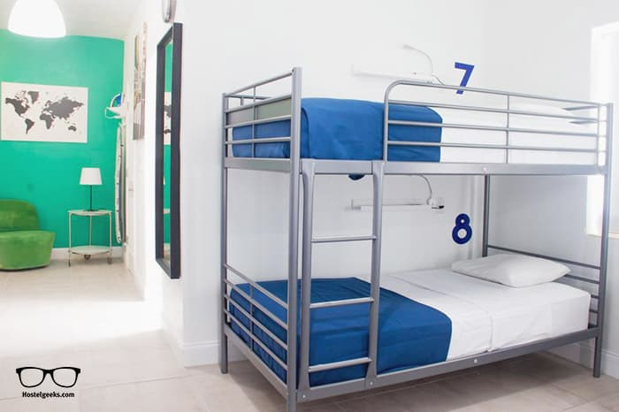 Miami Beach International Hostel is one of the best party hostels in Miami, Florida