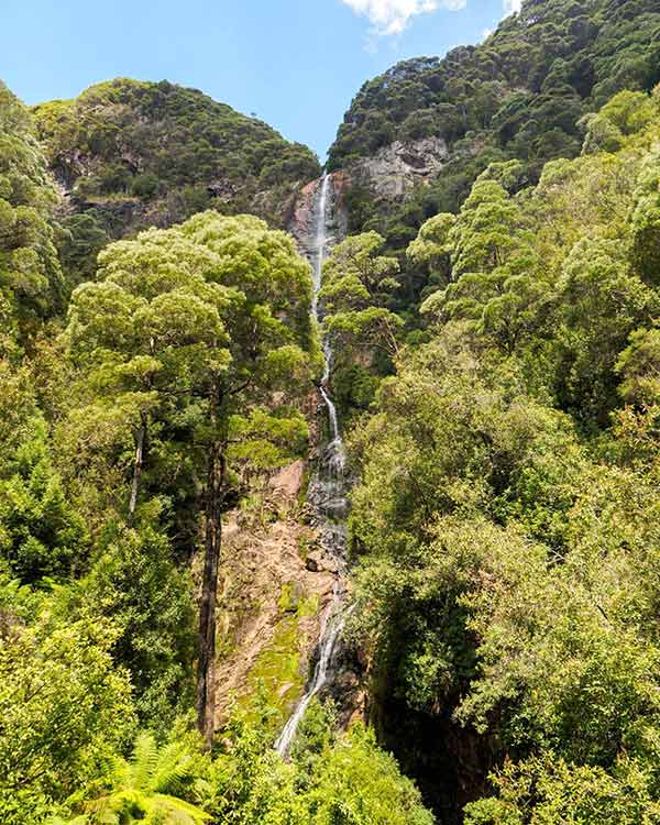 Seeking out all of the waterfalls is one of the fun things to do in Tasmania, Australia
