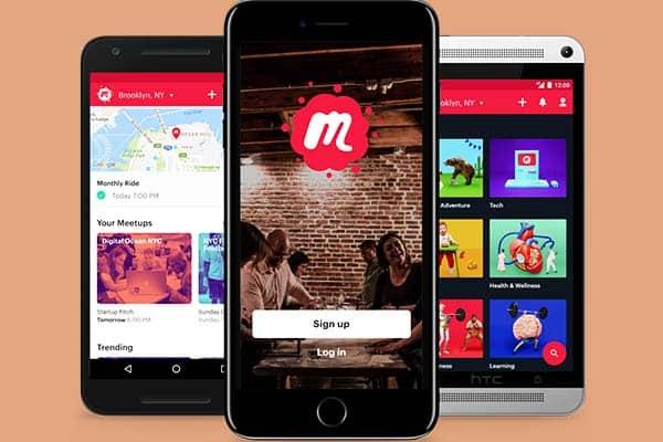 The Meetup App