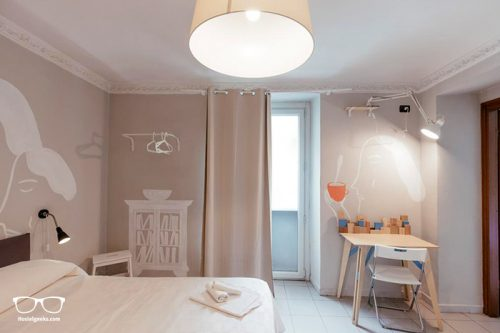 Tomato Backpackers Hotel is one of the best hostels in Turin, Italy
