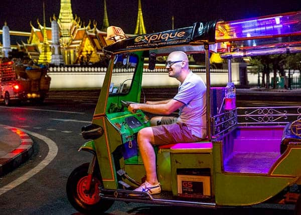 Tuk Tuk Night Tour