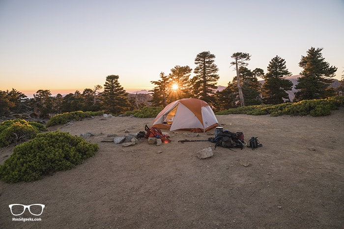 How to travel the world for free? Try out Wild Camping