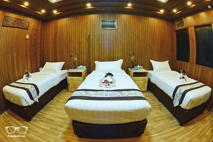 Backpacker Hostel is one of the best hostels in Yangon, Myanmar