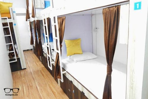 Backpackers Inn is one of the best hostels in Chennai, India