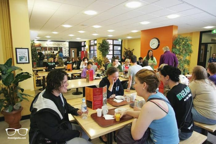 Belfast International Youth Hostel is one of the best hostels in Belfast, Northern Ireland UK