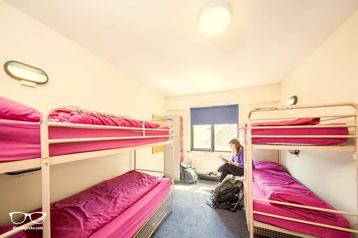 Belfast International Youth Hostel is one of the best hostels in Belfast, Northern Ireland UK