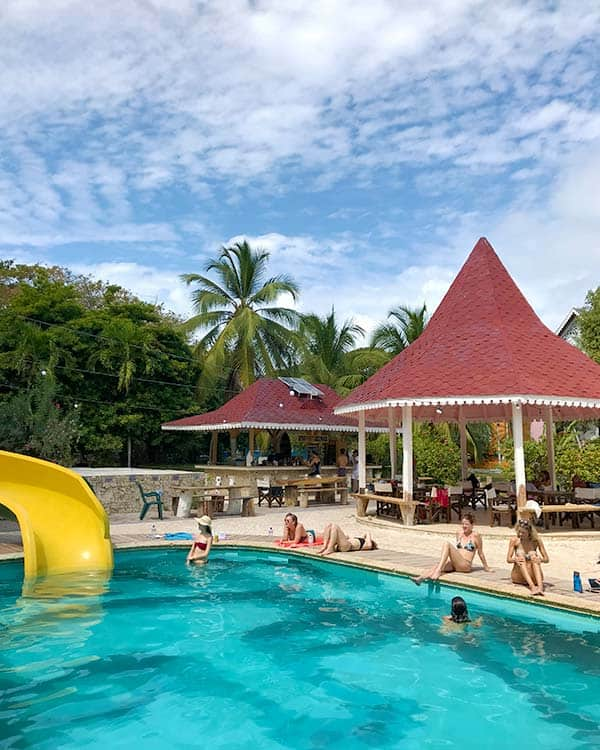 One of the coolest hostels in Colombia; Secreto Hostel
