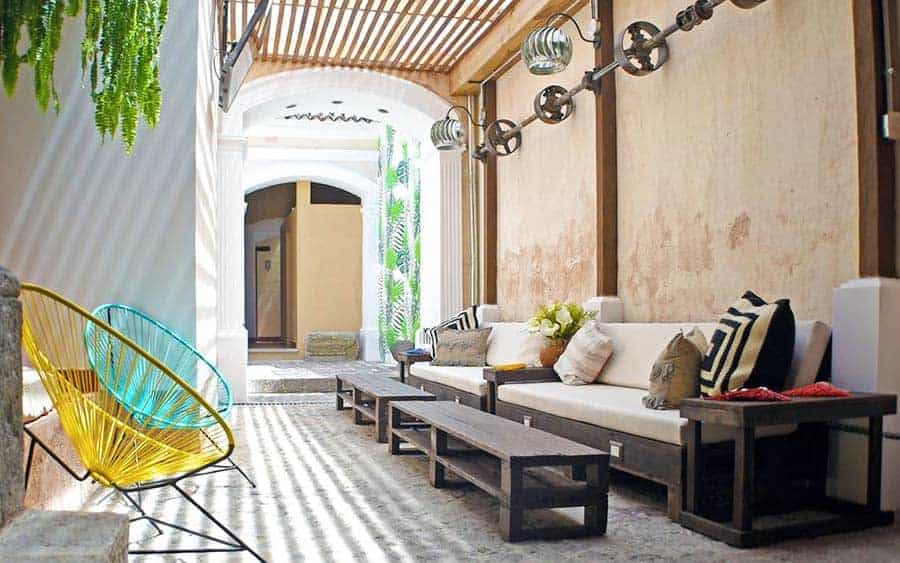 3 Best Hostels in Antigua Guatemala