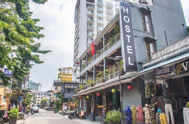 3 Best Hostels in Hue, Vietnam