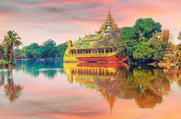 3 Best Hostels in Yangon, Myanmar