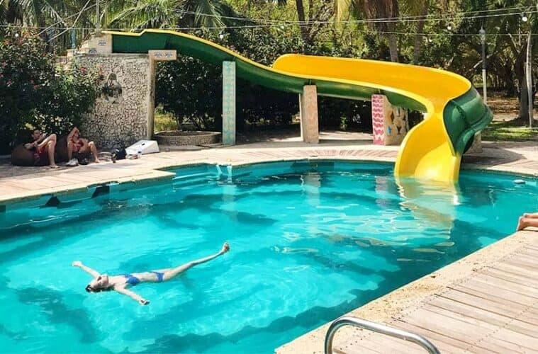 Secreto Hostel, Rosario Islands in Colombia - A Secret Location with a Fascinating History