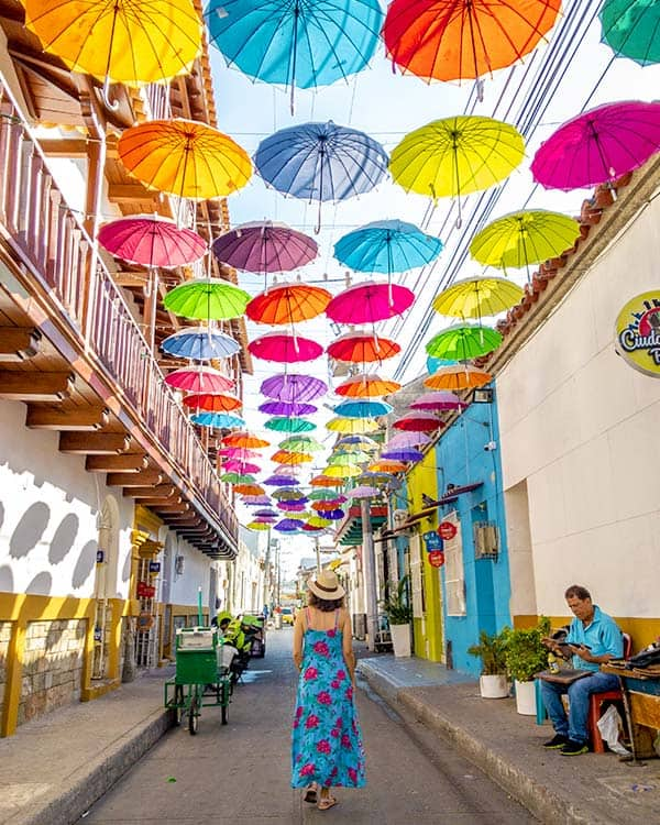 Best Photo Spots in Getsemani