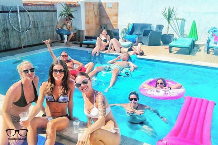 Best Surf Hostels in Portugal - Bura Surfhouse in Lagos