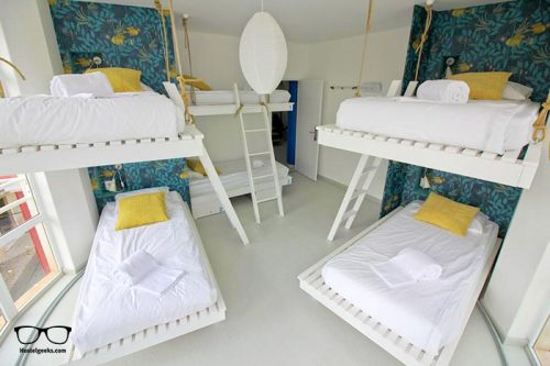 Camone Hostel is one of the best hostels in Lagos, Portugal